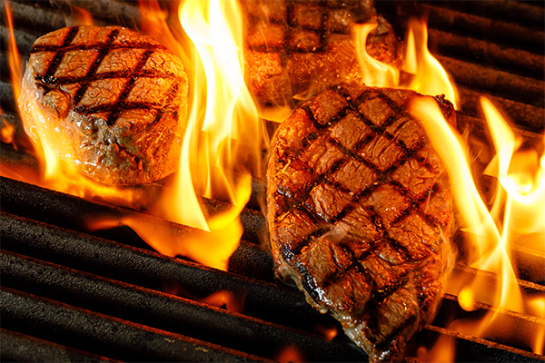 Tiêu chuẩn cao về chất lượng thịt và cách chế biến
